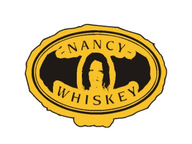 logo voor Nancy Whiskey